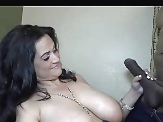 Hot Milf Creampie BBC Lover. Interracial blowjob pornstar top rated video