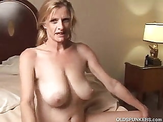 Trailer Trash mature granny  video