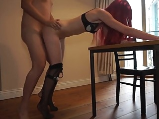 Dreister Vermieter will nur ficken amateur big cock german video
