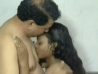 Hairy indian teen fucked by grandpa indian big tits hairy video