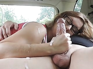 Make em Explode all Over 2 amateur cumshot handjob video